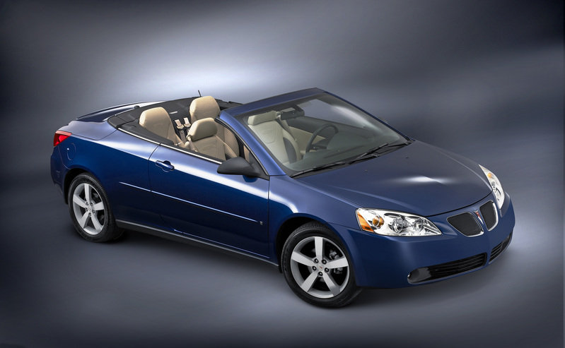 2007 Pontian G6 Convertible first images