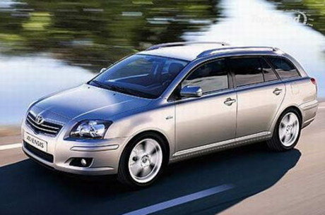 Toyota Avensis 2007 Gallery