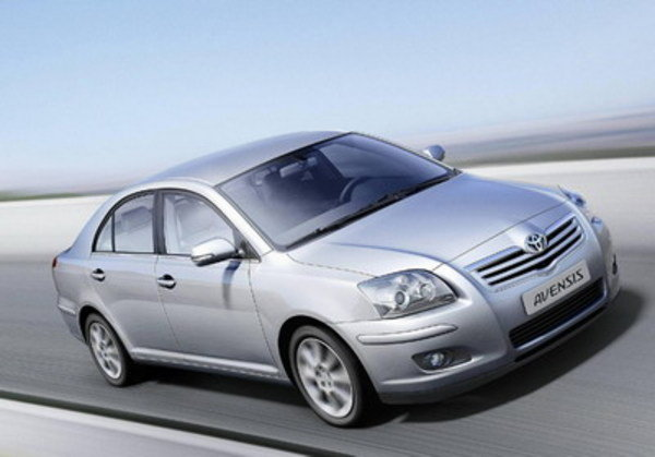 2007 toyota avensis car review top speed. Black Bedroom Furniture Sets. Home Design Ideas