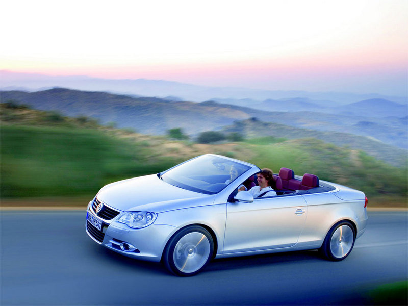 All-new Eos Convertible - Fun in the sun for under 28000$