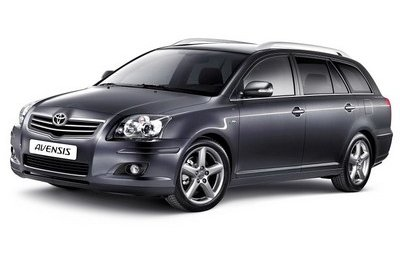 Avensis gets a facelift for 2007