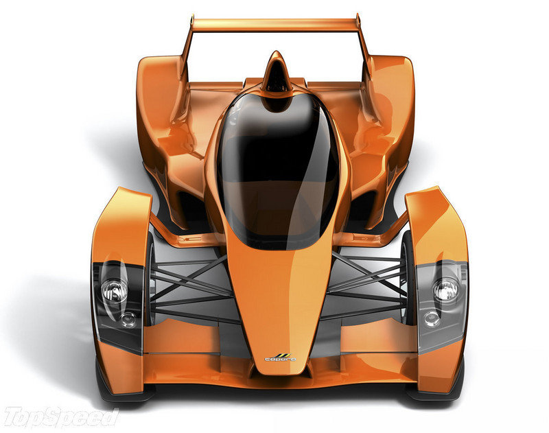 Caparo Freestream T1 might hit the roads by December