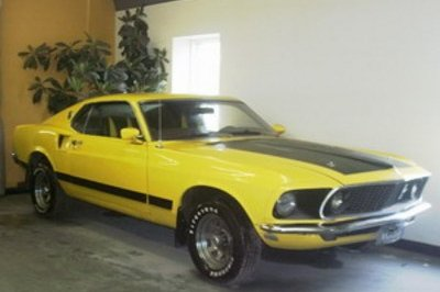 1964 - 2006 Ford Mustang History - image 55710