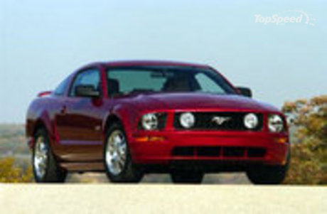 1964 - 2006 Ford Mustang History - Top Speed