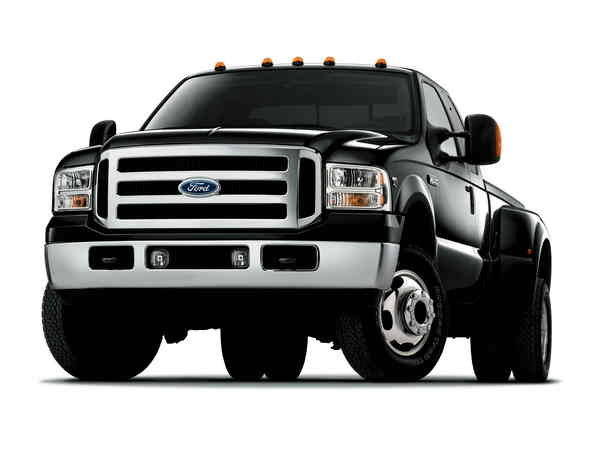 ford 39 s 2007 f series super duty pickup delayed car news. Black Bedroom Furniture Sets. Home Design Ideas