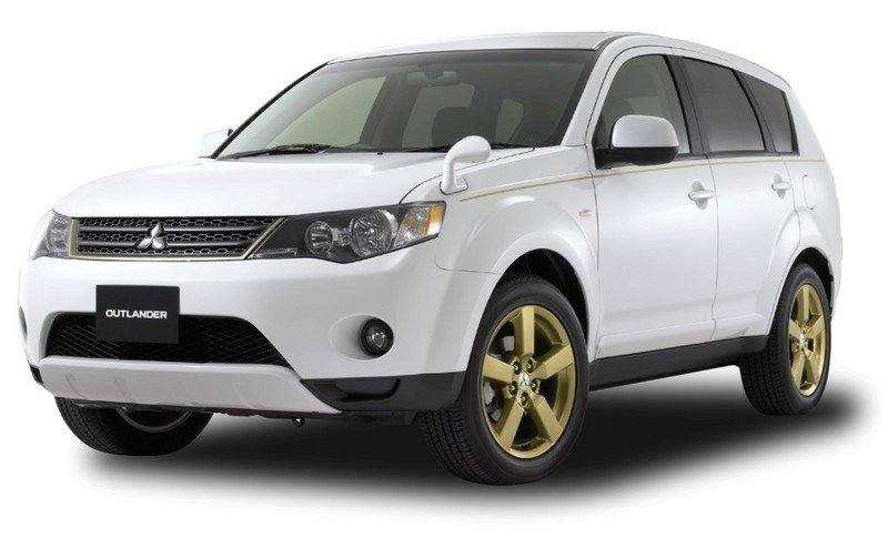 Mitsubishi Outlander G-Limited to be launched on June 9th