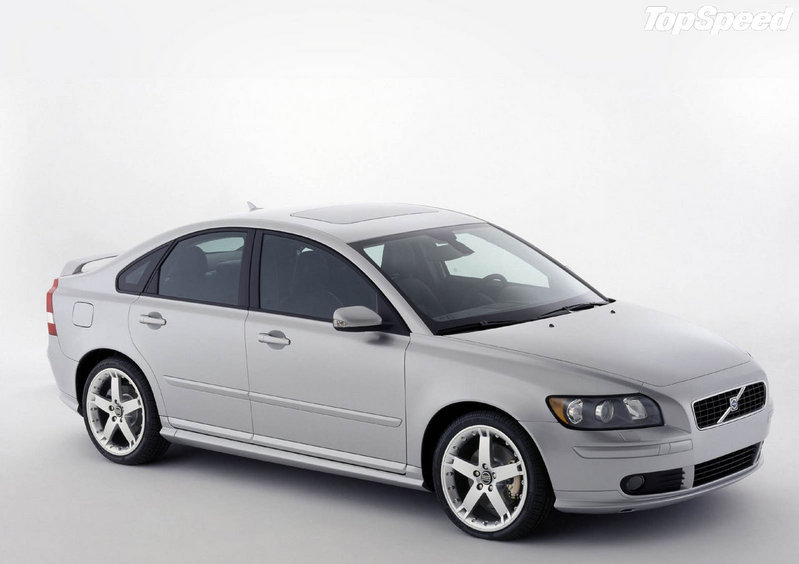 New diesel for Volvo S40 and V50
