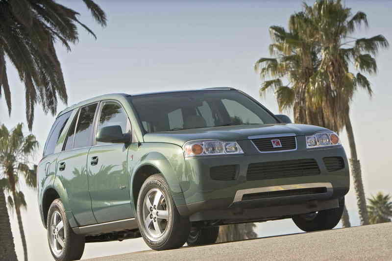 Saturn Vue Green Line gets lowest hybrid SUV price, best SUV highway fuel economy rating