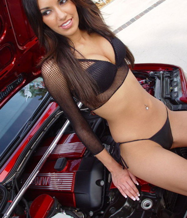 Sexy Women - Sexy Cars - Picture 63000