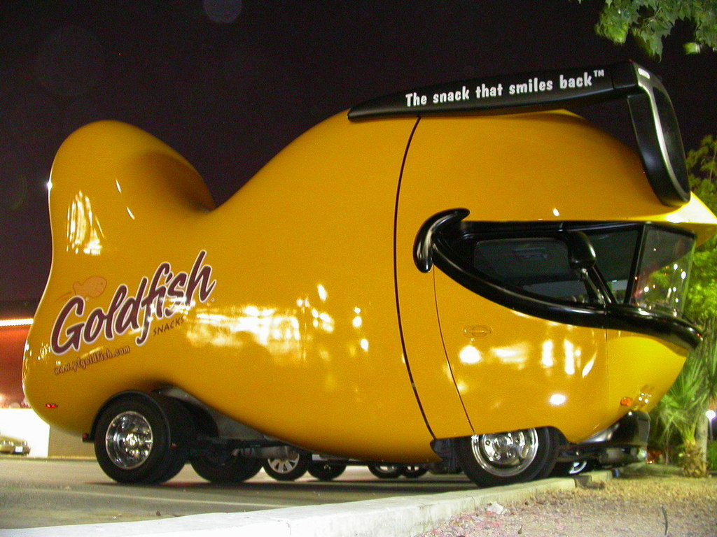weird cars strange cool funny goldfish rides unusual vehicles custom speed topspeed most fish really unique ever need mobile fast