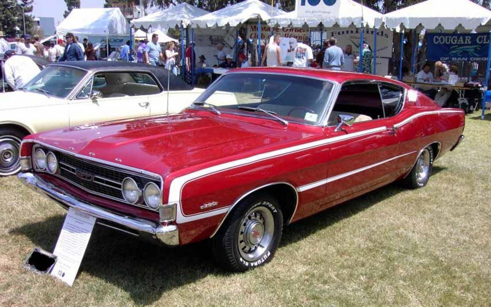 1969 Ford Torino-Talladega Review - Top Speed