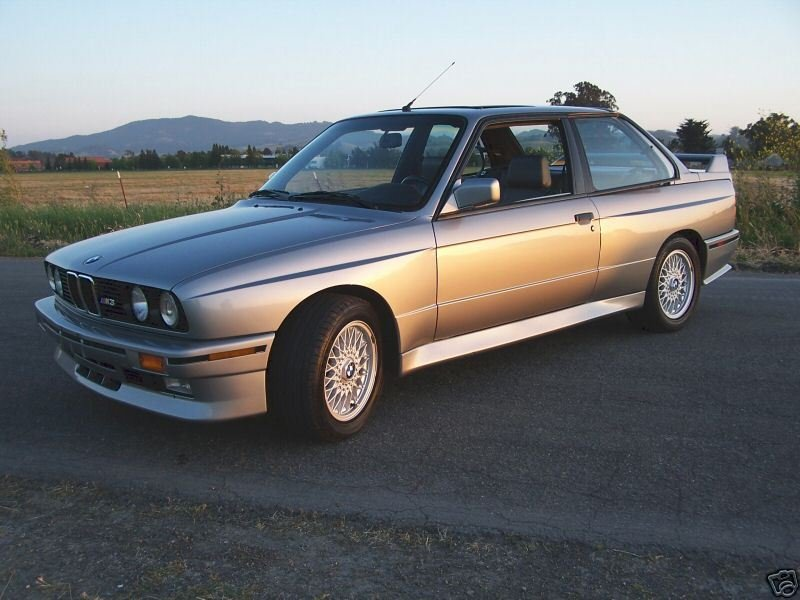 1986 BMW E30 M3 review - image 83840