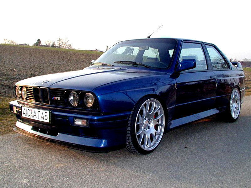 1986 Bmw E30 M3 Review Gallery 83795 Top Speed
