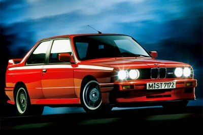1986 BMW E30 M3 review - image 83786
