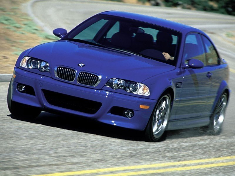 2000 BMW E46 M3 review - image 84218