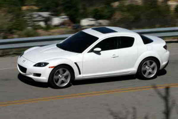 2005 mazda rx 8 car review top speed. Black Bedroom Furniture Sets. Home Design Ideas