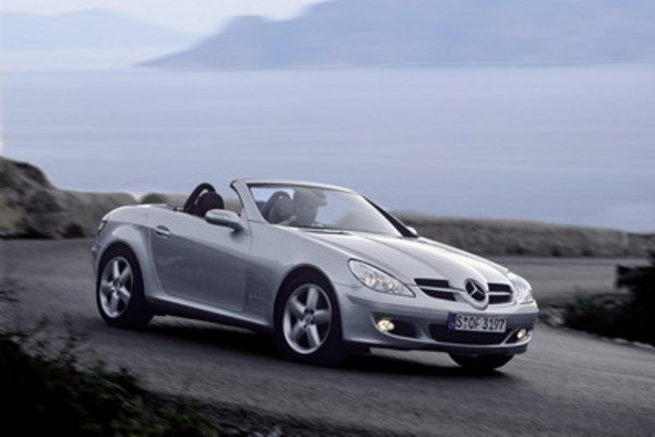 2007 mercedes slk280 owners manual