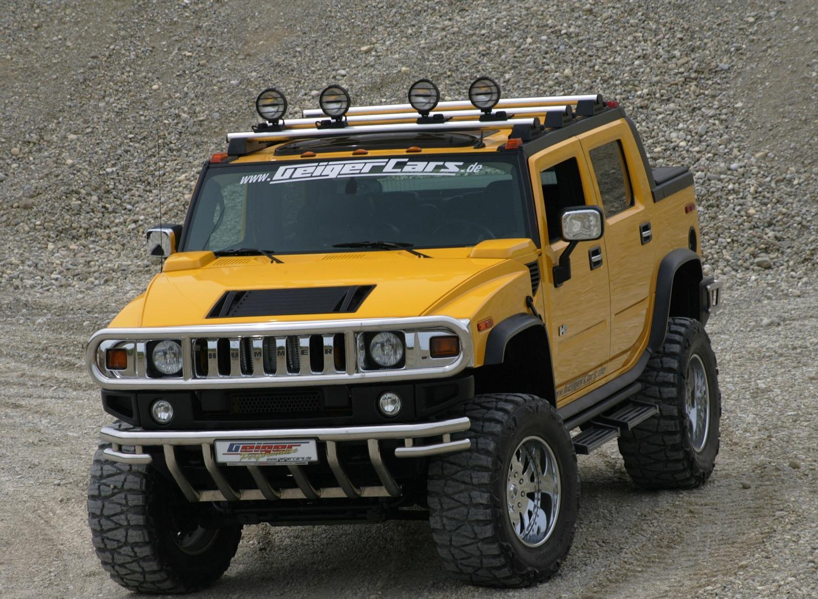 2006 geicarcars hummer h2 hannibal review top speed. Black Bedroom Furniture Sets. Home Design Ideas