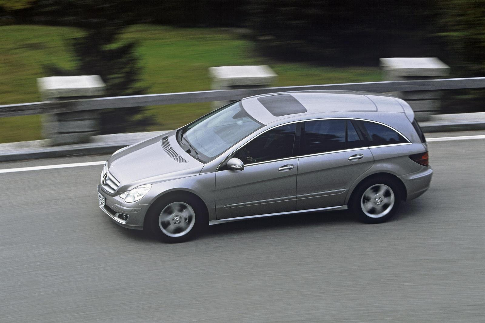 2006 mercedes r class picture 84274 car review top speed. Black Bedroom Furniture Sets. Home Design Ideas
