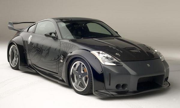 2003 nissan 350z tokyo drift car review top speed. Black Bedroom Furniture Sets. Home Design Ideas