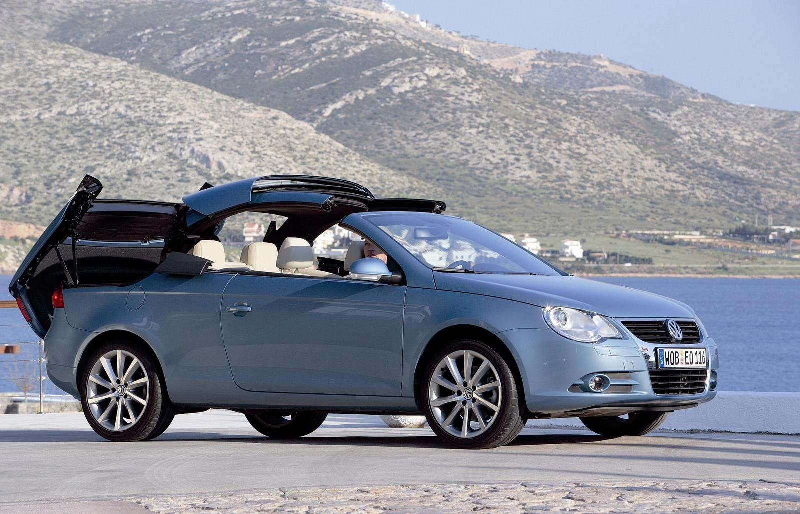 2006 volkswagen eos picture 82740 car review top speed. Black Bedroom Furniture Sets. Home Design Ideas