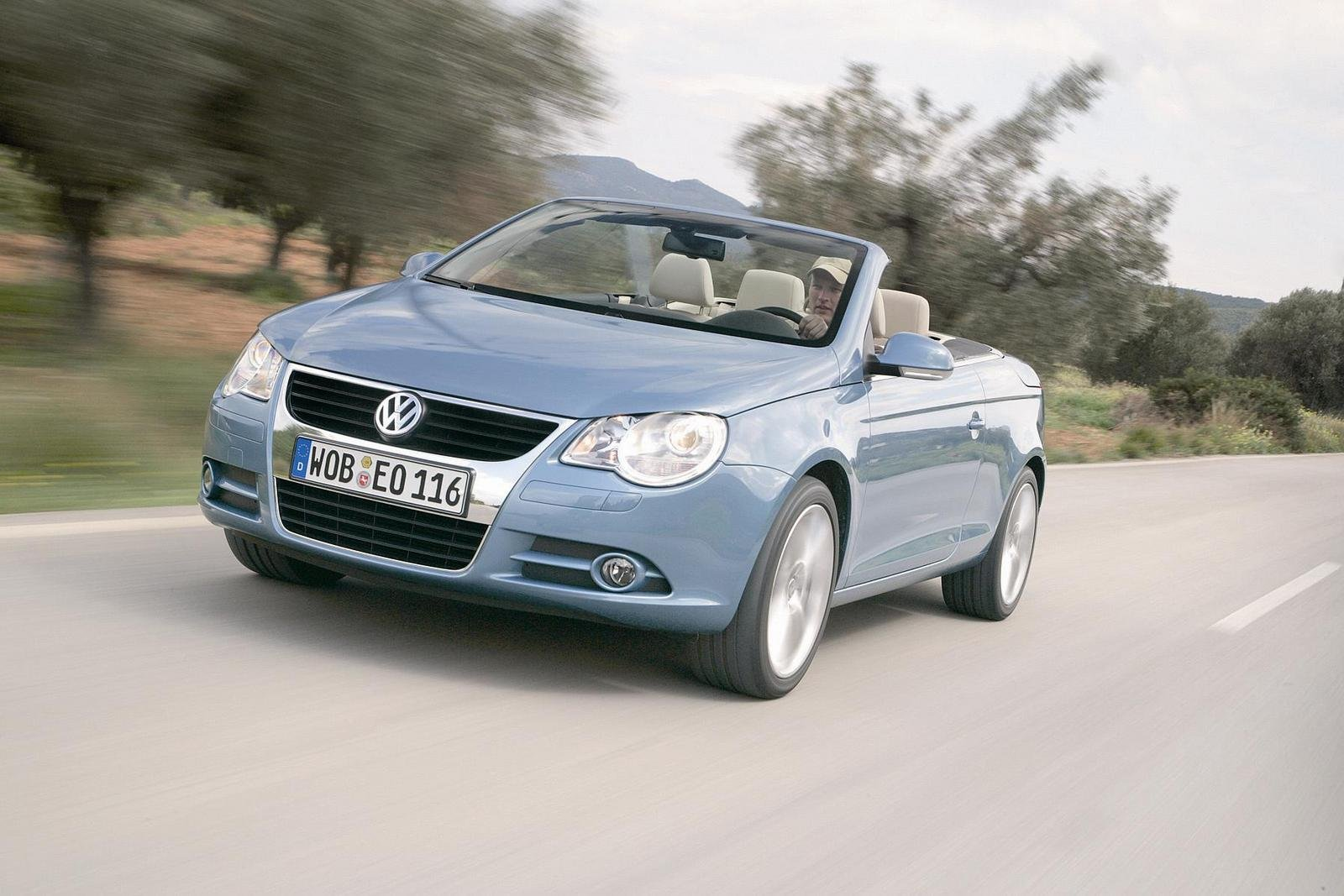 2006 volkswagen eos picture 82747 car review top speed. Black Bedroom Furniture Sets. Home Design Ideas
