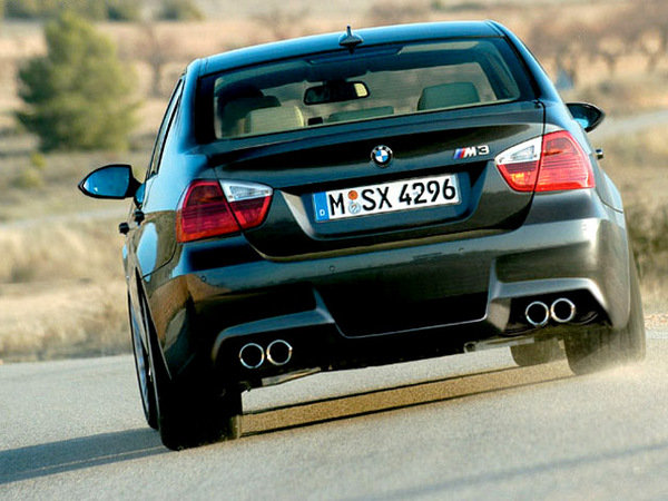 2007 Bmw E90 M3 Preview Car Review Top Speed