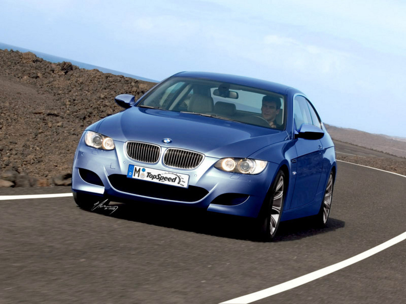 BMW M3 Convertible >> 2007 BMW E90 M3 Preview Gallery 84433 | Top Speed