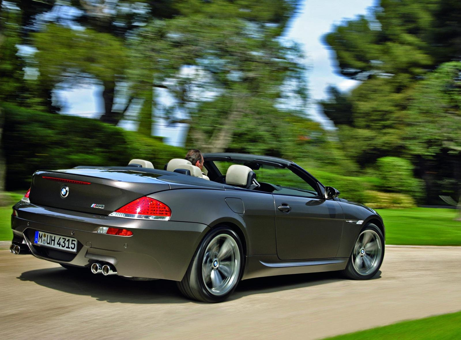2007 bmw m6 convertible picture 82414 car review top speed. Black Bedroom Furniture Sets. Home Design Ideas