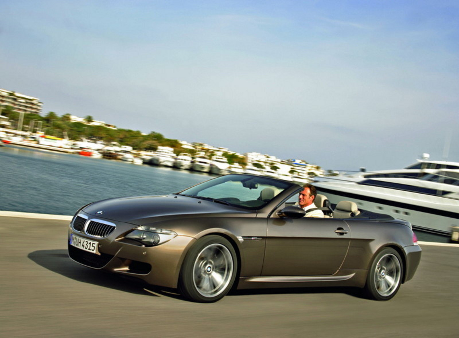 2007 bmw m6 convertible picture 82397 car review top speed. Black Bedroom Furniture Sets. Home Design Ideas