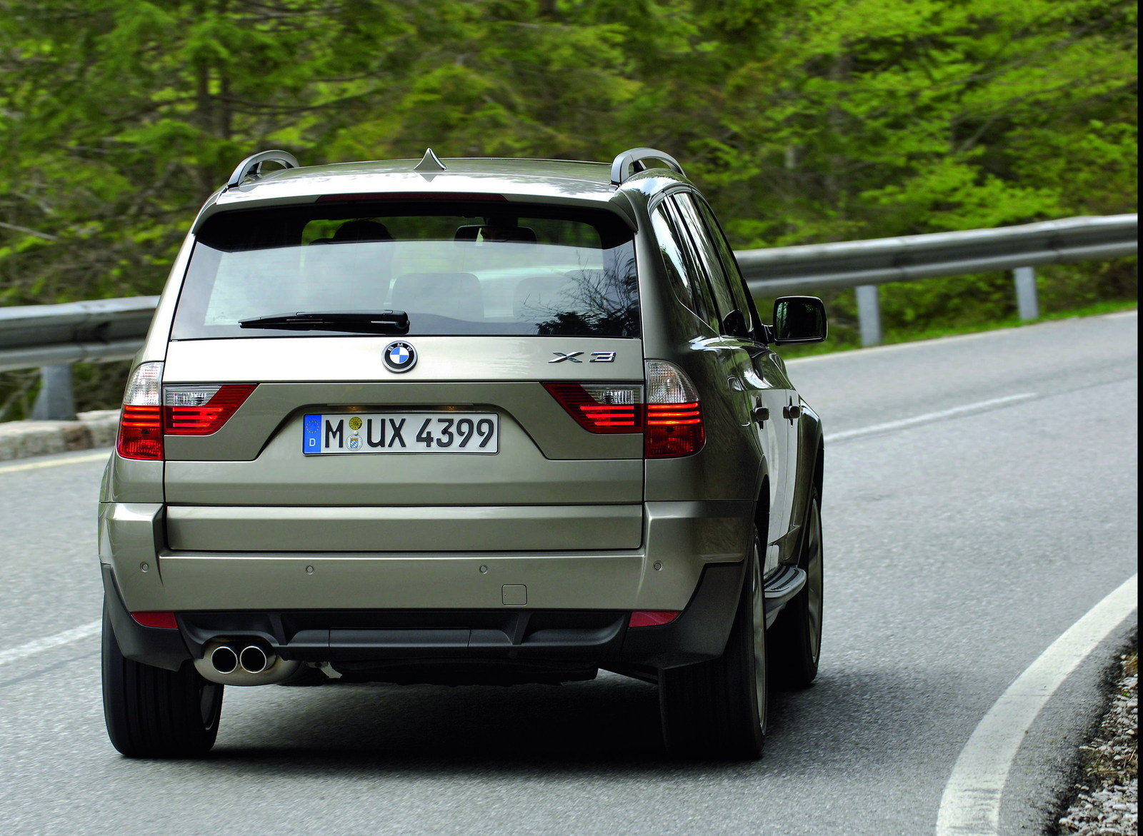 2007 bmw x3 picture 83753 car review top speed. Black Bedroom Furniture Sets. Home Design Ideas