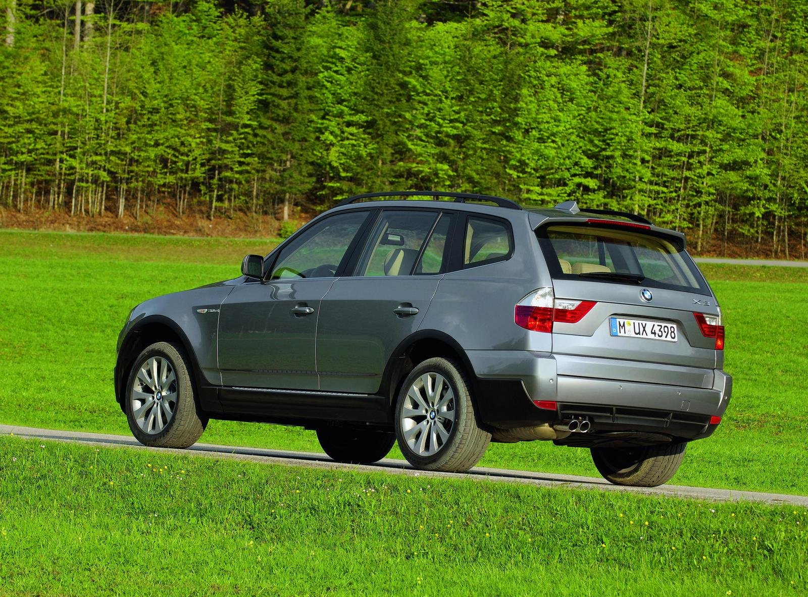 2007 bmw x3 picture 83737 car review top speed. Black Bedroom Furniture Sets. Home Design Ideas