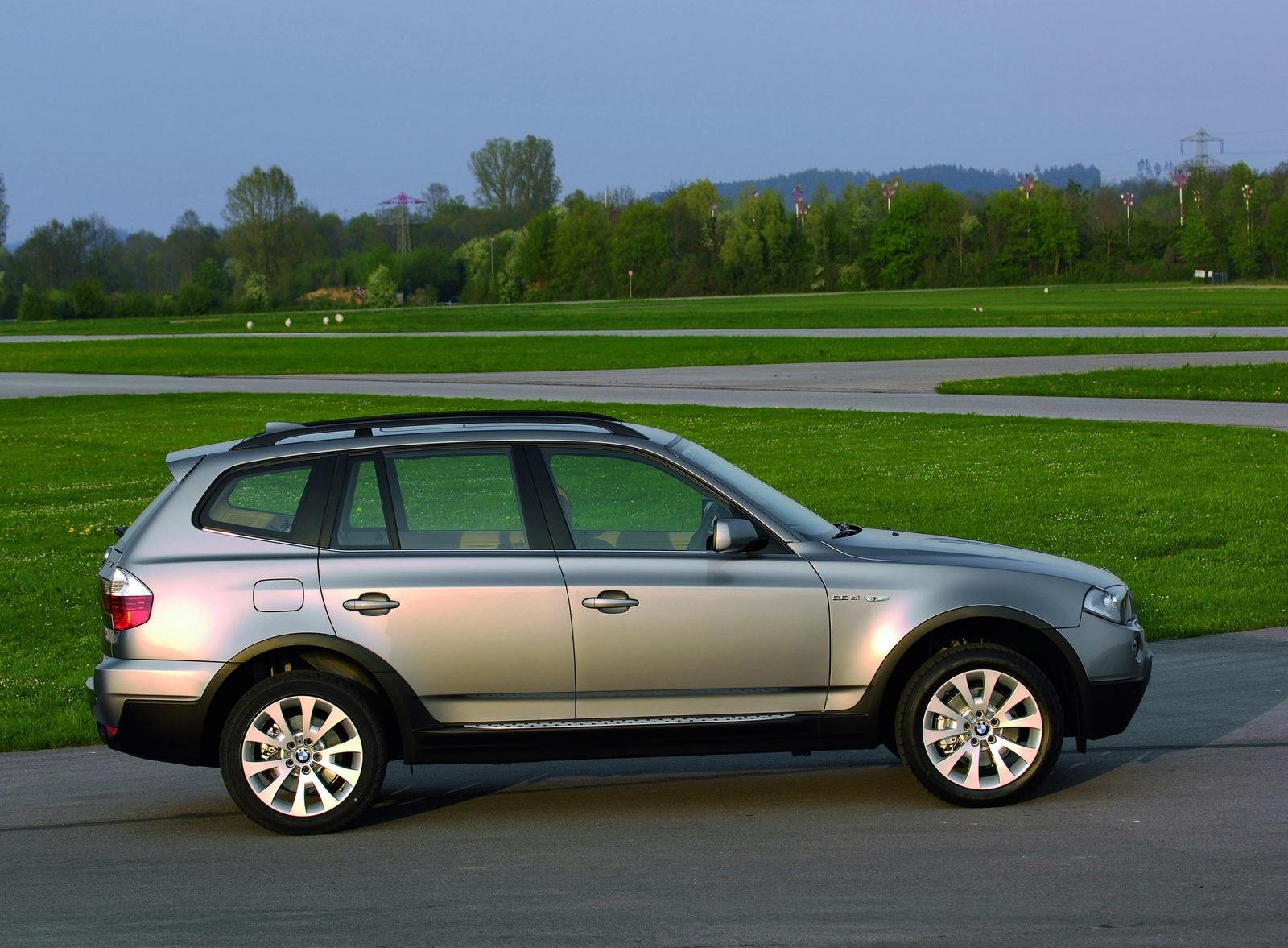2007 bmw x3 picture 83739 car review top speed. Black Bedroom Furniture Sets. Home Design Ideas