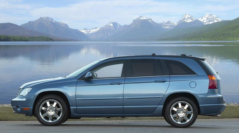 2007 Chrysler Pacifica - image 83167