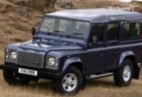 "Land Rover managing director Phil Popham said: ""We're building on Defender's"
