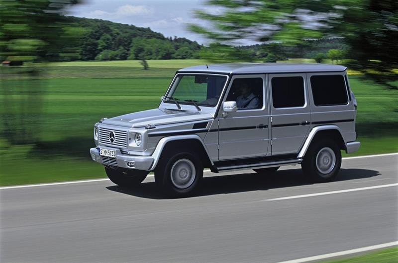 2007 mercedes g class review top speed for Mercedes benz g500 review