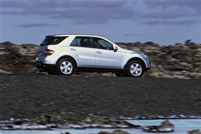 2007 mercedes ml 420 cdi 4matic review top speed. Black Bedroom Furniture Sets. Home Design Ideas