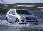 Mercedes ML 420 CDI 4MATIC