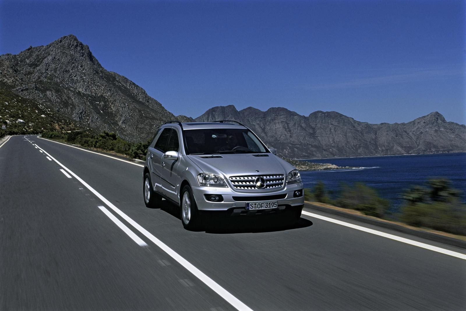 2007 mercedes ml 420 cdi 4matic picture 81233 car review top speed. Black Bedroom Furniture Sets. Home Design Ideas