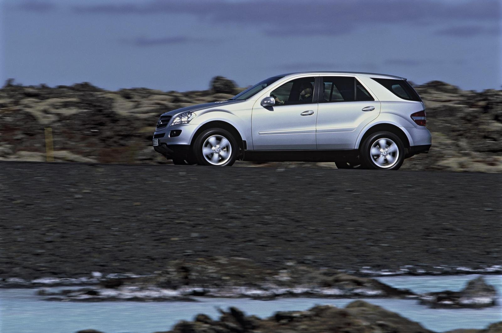 2007 mercedes ml 420 cdi 4matic picture 81240 car review top speed. Black Bedroom Furniture Sets. Home Design Ideas