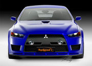 Mitsubishi Lancer EVO X Preview