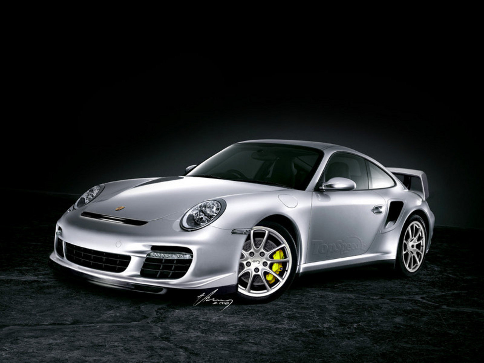 2007 porsche 911 gt2 preview review top speed. Black Bedroom Furniture Sets. Home Design Ideas