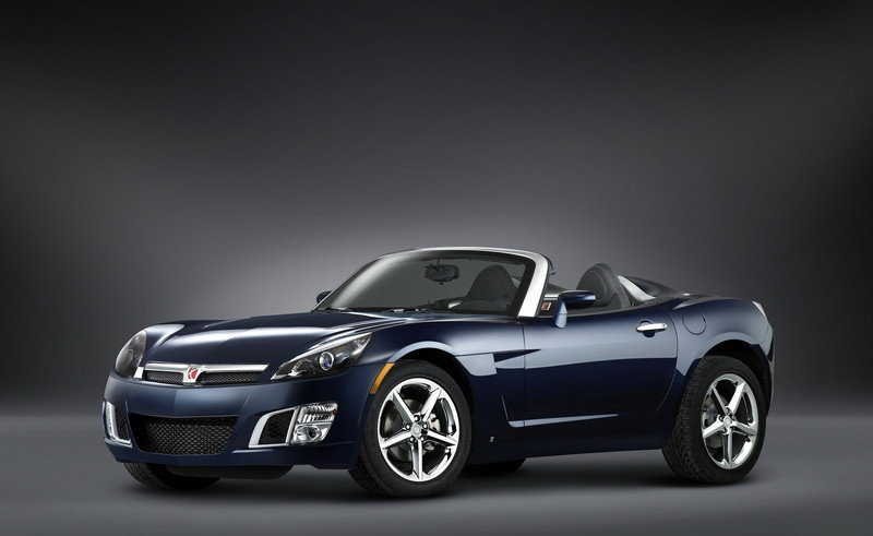 2007 Saturn Sky Red Line - 260 hp roadster to start at $27895