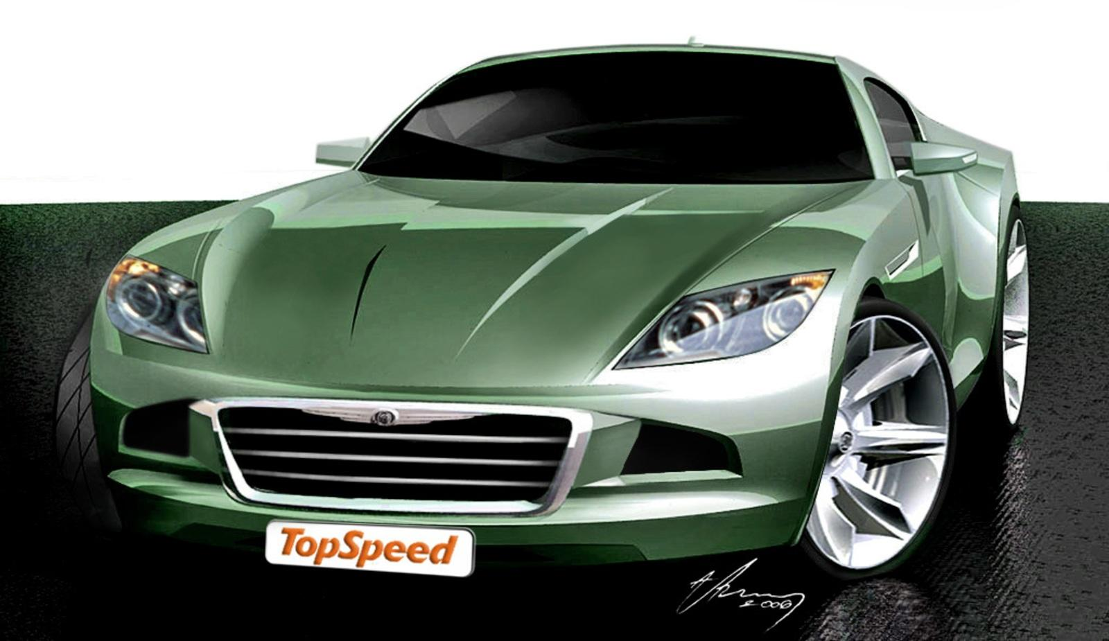 2008 chrysler firepower preview review top speed. Black Bedroom Furniture Sets. Home Design Ideas