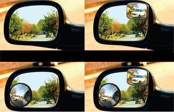 How To Avoid Blind Spots Top Speed