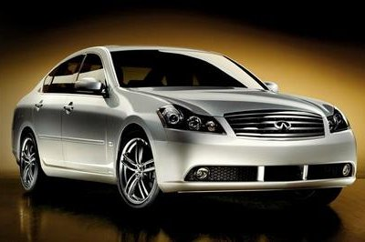 Infiniti Announces Pricing on 2007 M Sedan