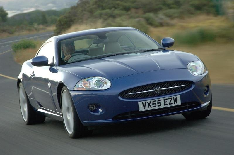 Jaguar XK - car of the year and best coupe award