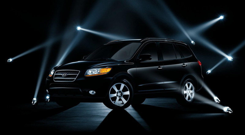 New 2007 Hyundai Santa Fe Pricing Announced