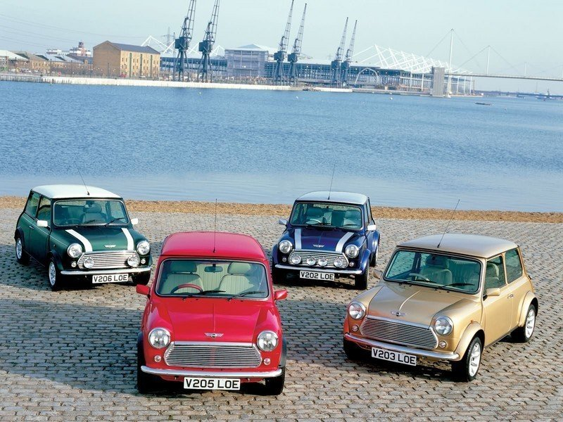 1959 - 2006 The History of Mini - image 86296