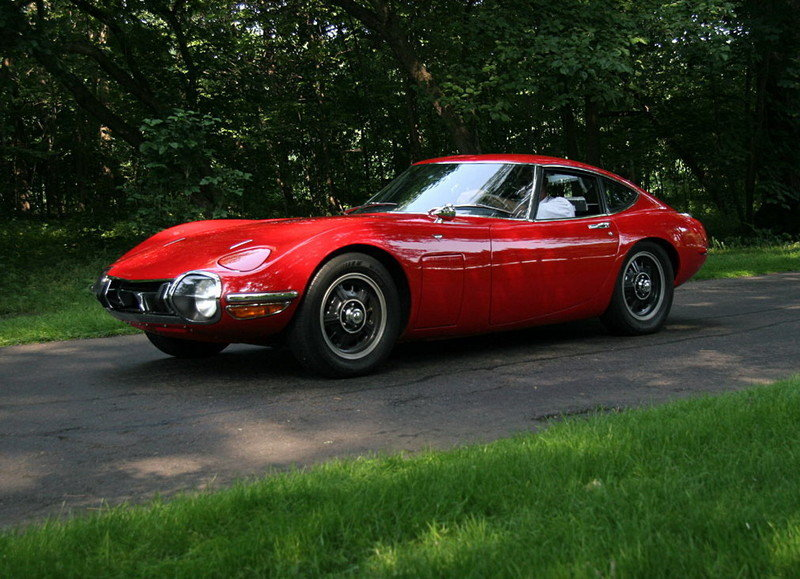 1967 - 1970 Toyota 2000GT High Resolution Exterior - image 85625